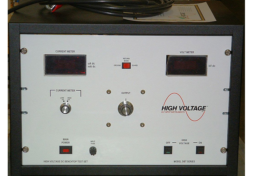 Dbt Series High Voltage Inc