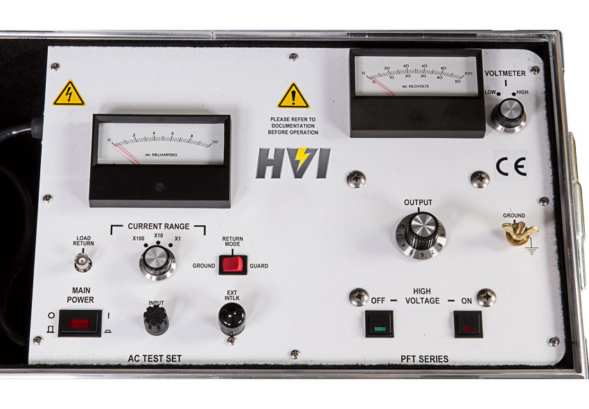 Pft 1003cm F High Voltage Inc