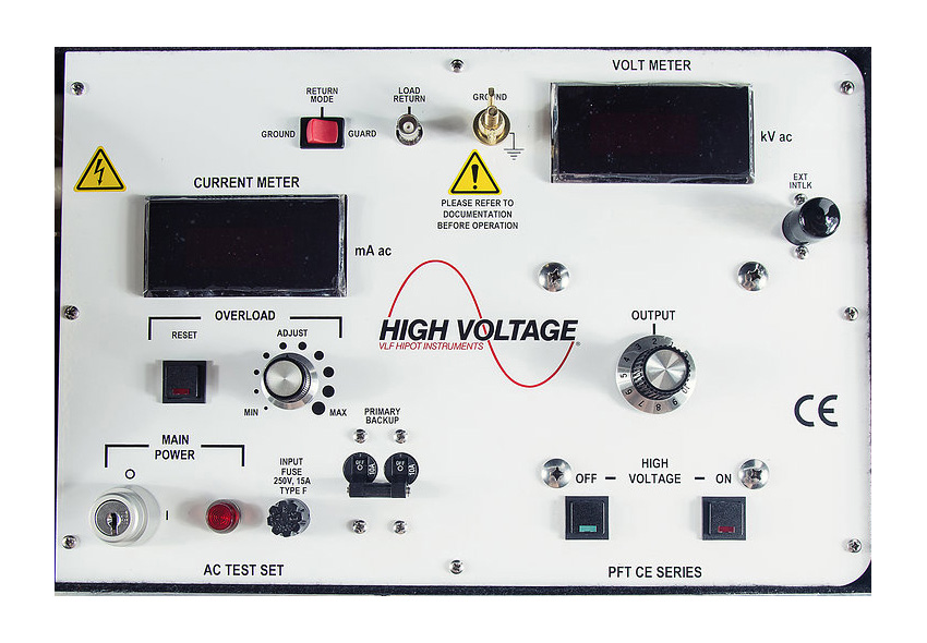 Pft 302ce High Voltage Inc
