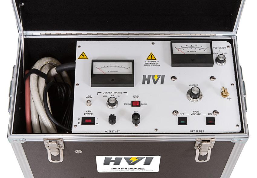 Pft 303cm F High Voltage Inc
