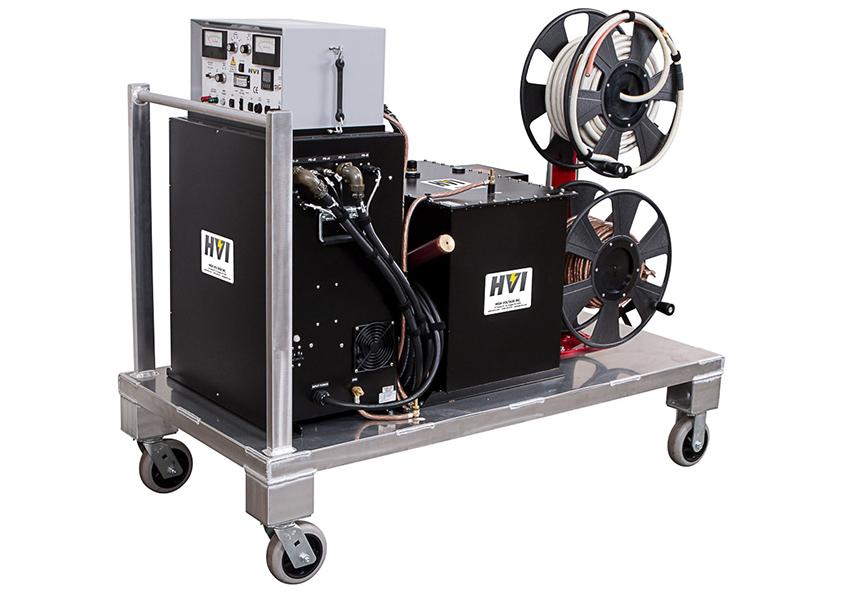 Vlf 12011cmf High Voltage Inc