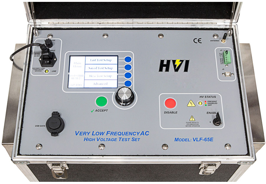 Vlf 65e High Voltage Inc