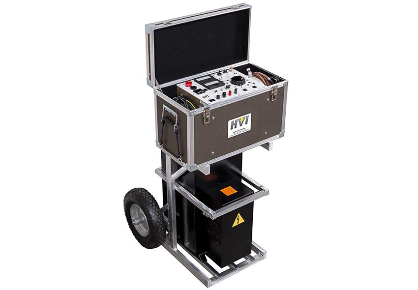 Vlf 90cmf High Voltage Inc