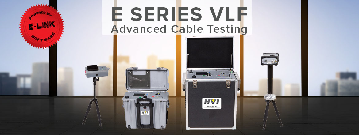 E Series VLF - Advanced Cable Testing - HVI