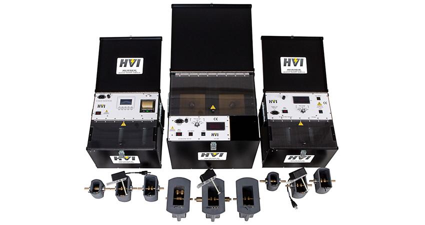 Oil DIelectric Test Sets - HVI