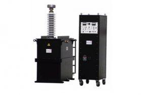 200 kVac VLF for HV Cable Testing